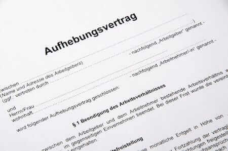 erweiterungsgrafik einen nach einer kndigung geschlossen aufhebungsvertrag bezeichnet man als abwicklungsvertrag - Kundigung Aufhebungsvertrag Muster