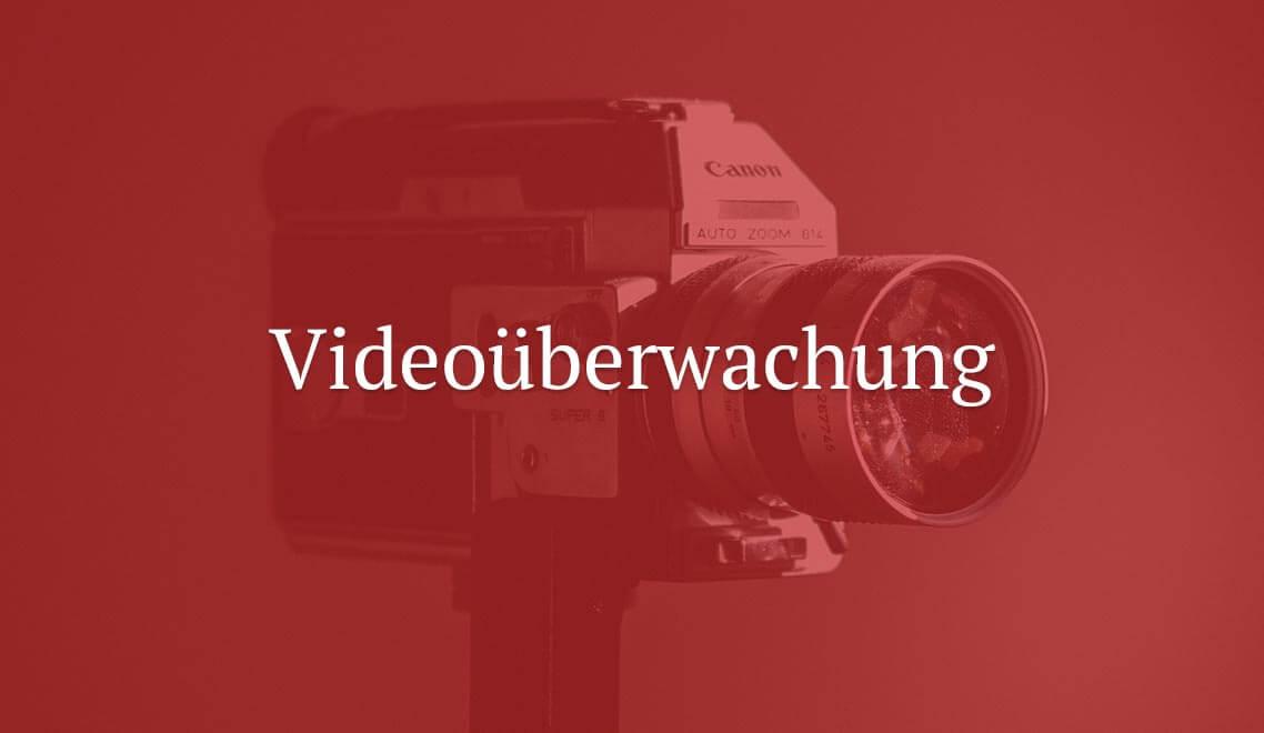 BAG: Eine Videoüberwachung muss nicht sofort ausgewertet werden
