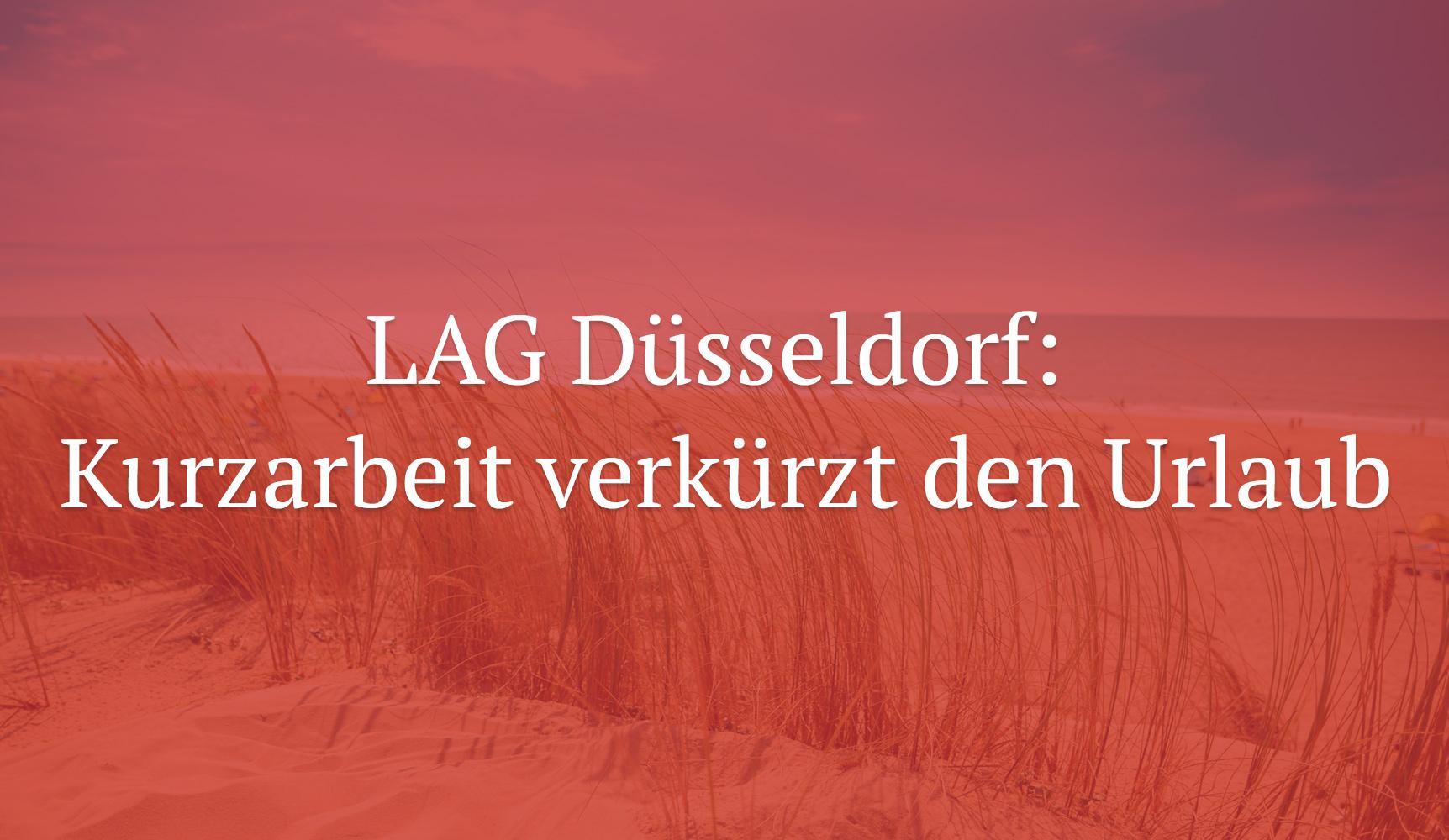 Lag Düsseldorf